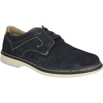 Topánky Muži Derbie Enval 7885 Modrá