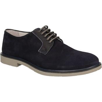 Topánky Muži Derbie Café Noir RB613 Modrá