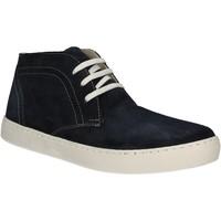 Topánky Muži Členkové tenisky Café Noir XN601 Modrá