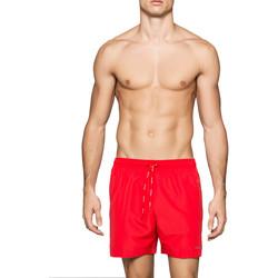 Oblečenie Muži Plavky  Calvin Klein Jeans KM0KM00041 Červená