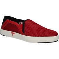 Topánky Muži Slip-on Guess FMYAL2 FAB12 Červená