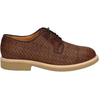 Topánky Muži Derbie Soldini 20113 2 V05 Hnedá