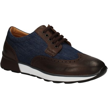 Topánky Muži Derbie Soldini 20132 3 U72 Hnedá