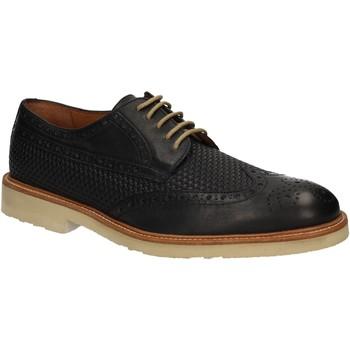 Topánky Muži Derbie Maritan G 111913 Modrá