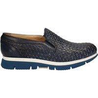 Topánky Muži Mokasíny Rogers RUN14 Modrá