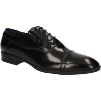 Topánky Muži Derbie Rogers 22-17 čierna