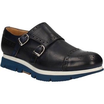 Topánky Muži Derbie Rogers RUN09 Modrá