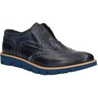 Topánky Muži Derbie Rogers 1480B Modrá