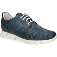 Topánky Muži Nízke tenisky Exton 338 Modrá