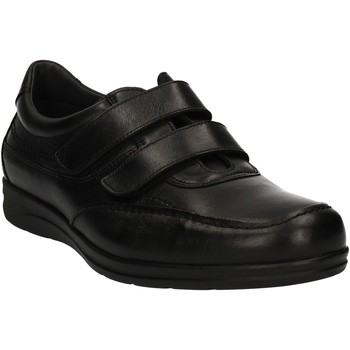 Topánky Muži Derbie Baerchi 3805 čierna