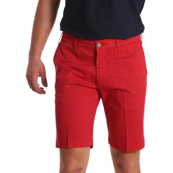 Oblečenie Muži Šortky a bermudy Sei3sei PZV132 71336 Červená