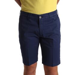 Oblečenie Muži Šortky a bermudy Sei3sei PZV132 71336 Modrá