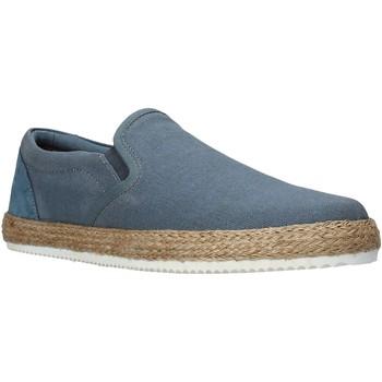Topánky Muži Slip-on Lumberjack SM27602 001 M13 Modrá