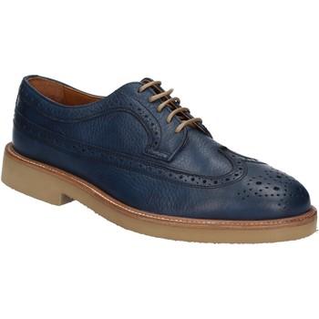 Topánky Muži Derbie Maritan G 111914 Modrá
