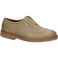 Topánky Muži Derbie Maritan G 140666 Zelená