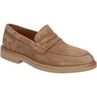 Topánky Muži Mokasíny Maritan G 160772 Hnedá