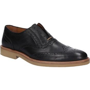 Topánky Muži Derbie Maritan G 140672 čierna