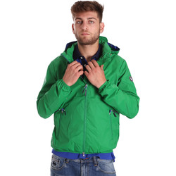 Oblečenie Muži Vetrovky a bundy Windstopper U.S Polo Assn. 38275 43429 Zelená