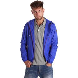 Oblečenie Muži Vetrovky a bundy Windstopper U.S Polo Assn. 38275 43429 Modrá