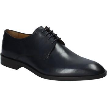Topánky Muži Derbie Marco Ferretti 111856 Modrá