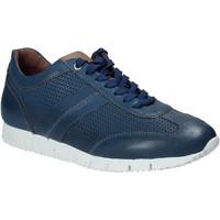 Topánky Muži Nízke tenisky Maritan G 140557 Modrá