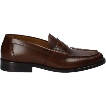 Topánky Muži Mokasíny Maritan G 160496 Hnedá