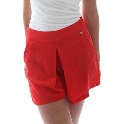 Oblečenie Ženy Šortky a bermudy Fornarina BER1L17C98176 Červená