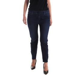 Oblečenie Ženy Rifle Slim  Gas 365759 Modrá