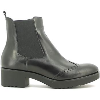 Topánky Ženy Čižmičky Susimoda 856884 čierna