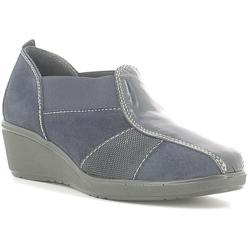 Topánky Ženy Mokasíny Susimoda 840868 Modrá