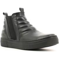 Topánky Ženy Členkové tenisky Café Noir XV101 čierna