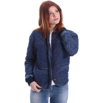 Oblečenie Ženy Bundy  Gas 255425 Modrá