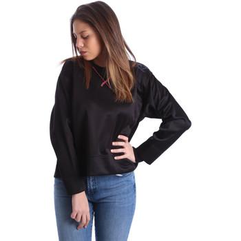 Oblečenie Ženy Mikiny Ea7 Emporio Armani 6XTM68 TN11Z čierna