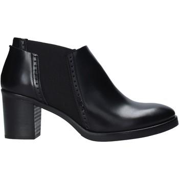 Topánky Ženy Nízke čižmy Mally 5400 čierna