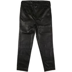 Oblečenie Ženy Nohavice Chinos a Carrot Fornarina BIF1I84P27900 čierna