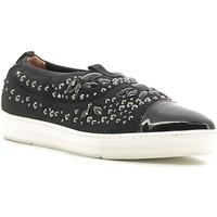 Topánky Ženy Slip-on Alberto Guardiani GD33191B čierna