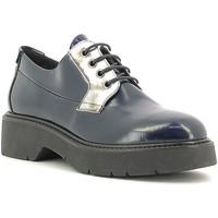 Topánky Ženy Derbie Carmens Padova A38269 Modrá