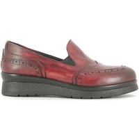 Topánky Ženy Mokasíny Rogers 1522 Červená