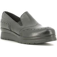 Topánky Ženy Mokasíny Rogers 1522 čierna