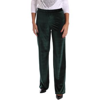 Oblečenie Ženy Padavé nohavice Gazel AB.PA.LU.0039 Zelená