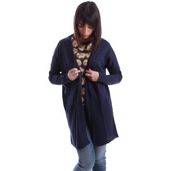 Oblečenie Ženy Cardigany Gazel AB.MA.CA.0055 Modrá