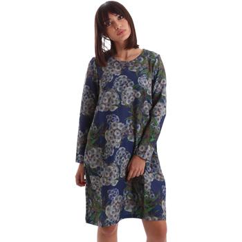 Oblečenie Ženy Krátke šaty Gazel AB.AB.ML.0026 Modrá