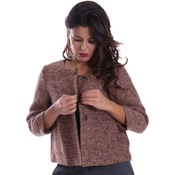 Oblečenie Ženy Kabáty Gazel AB.CS.GI.0043 Ružová