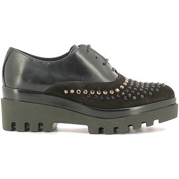 Topánky Ženy Richelieu Soldini 20030-2 čierna