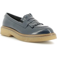 Topánky Ženy Mokasíny Soldini 20027-2 Modrá