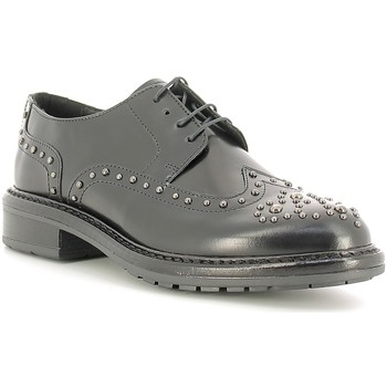 Topánky Ženy Derbie Soldini 19963-B čierna
