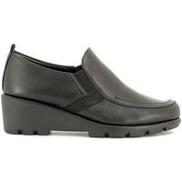 Topánky Ženy Mokasíny The Flexx B413/01 čierna