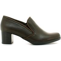 Topánky Ženy Mokasíny The Flexx B459/15 Hnedá