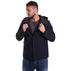 Oblečenie Muži Vyteplené bundy Antony Morato MMCO00424 FA600100 Modrá