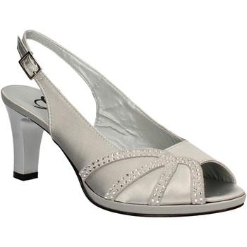 Topánky Ženy Sandále Grace Shoes E7793 Šedá